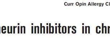 ciclosporina-orticaria