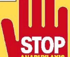 stop all'anafilassi