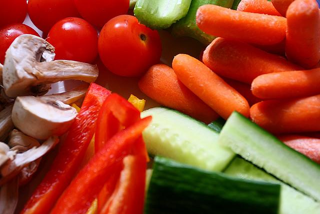 allergia a frutta e verdura