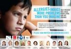 Le allergie: la dachiarazione per il Parlamento Europeo