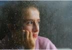 la pioggia e le allergie